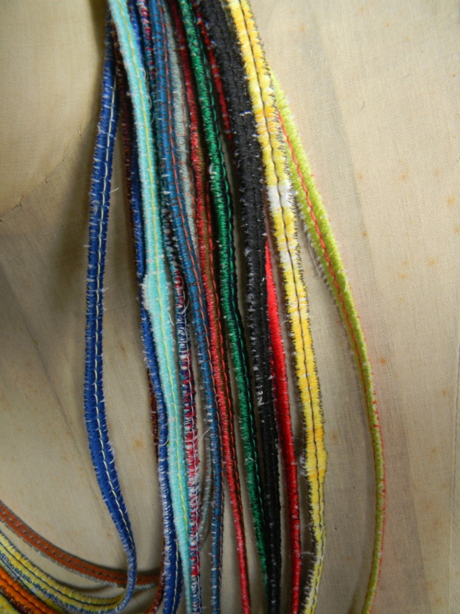 13 zigzag thread necklaces4