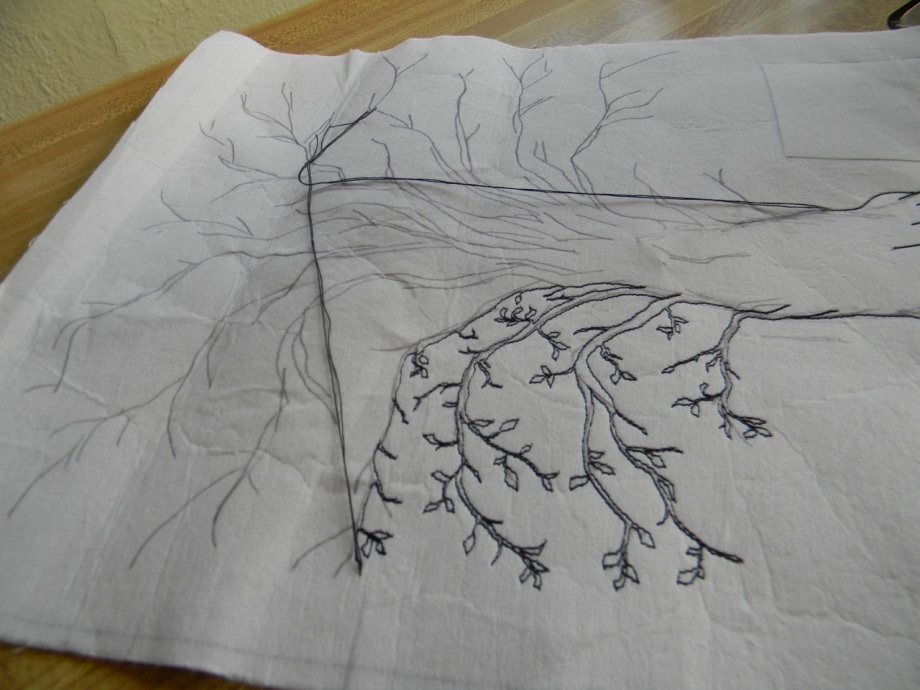 making the branches and leaves2