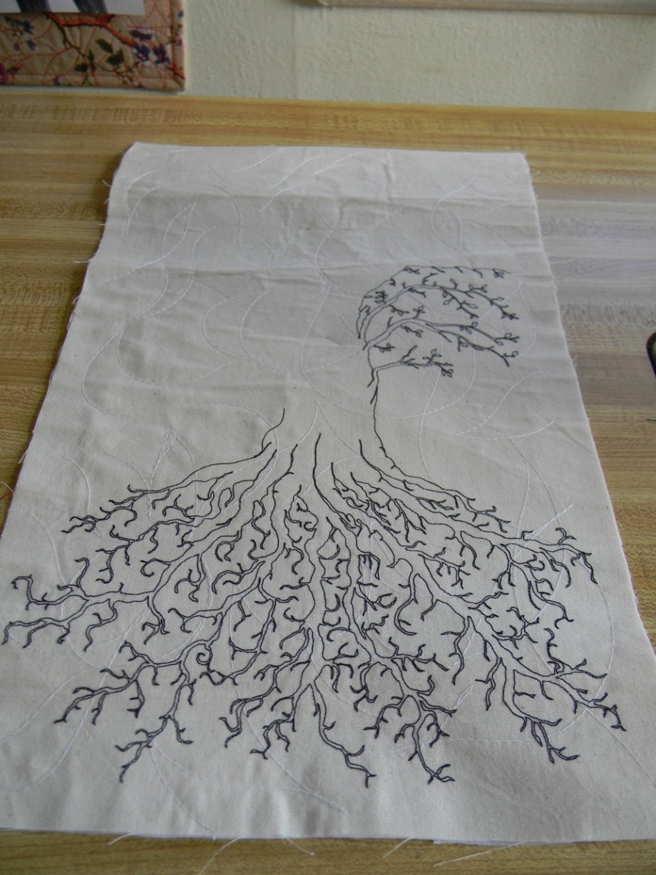making the branches and leaves3