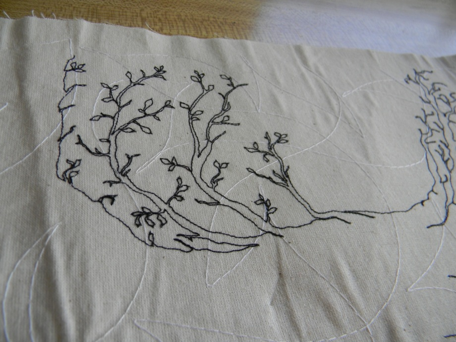 making the branches and leaves4
