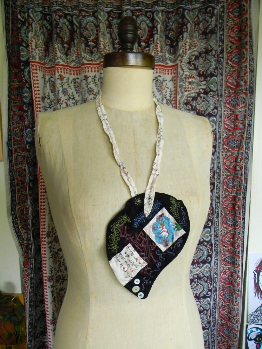 floriography necklace1