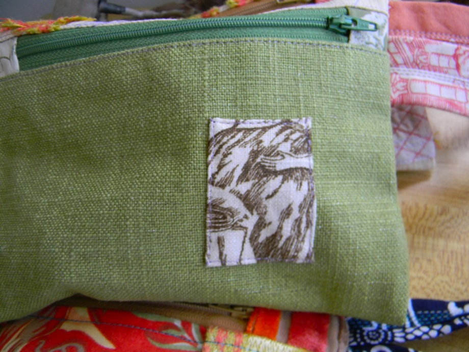 small bag detail