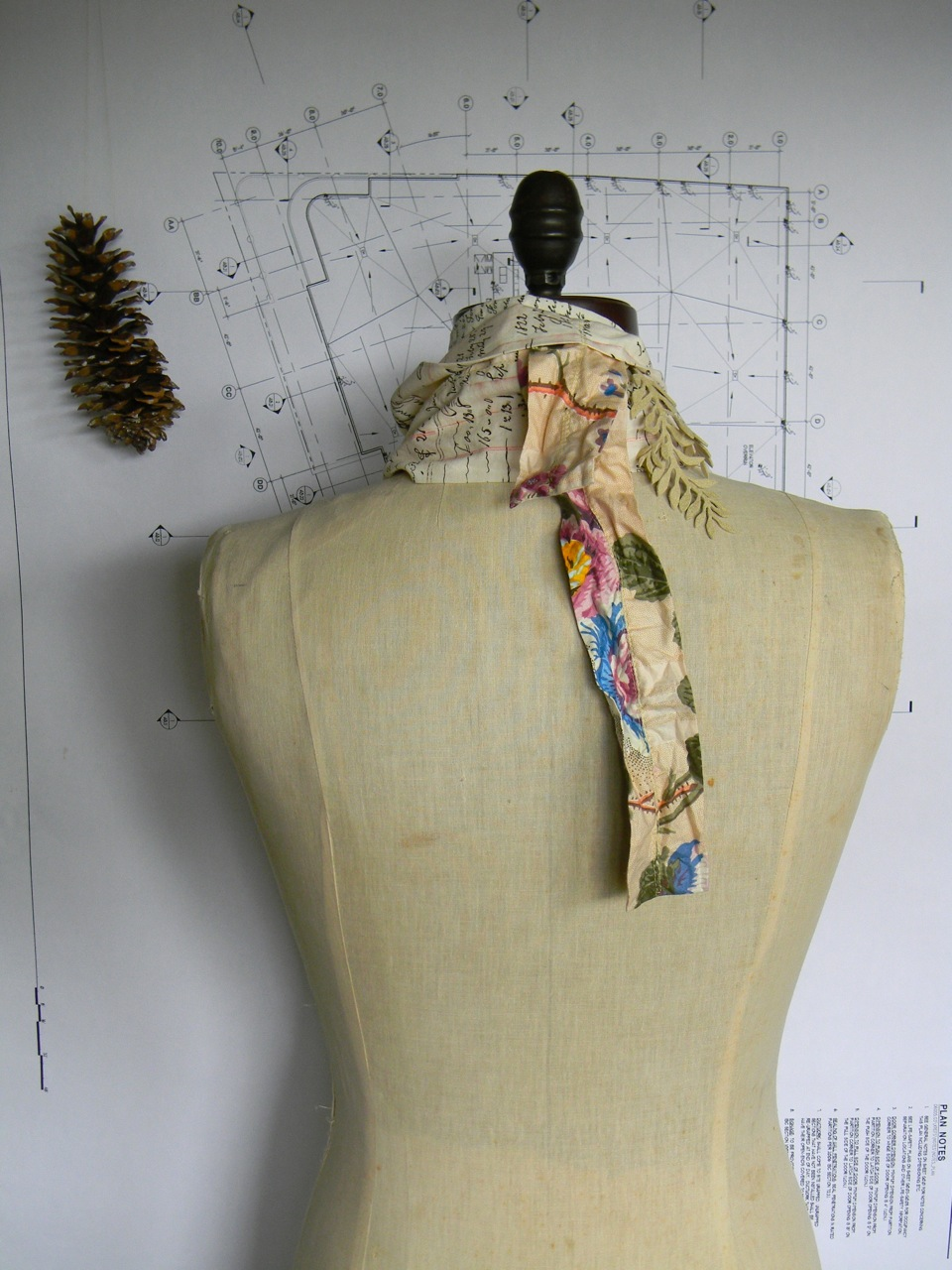 the desire to leap first scarf4