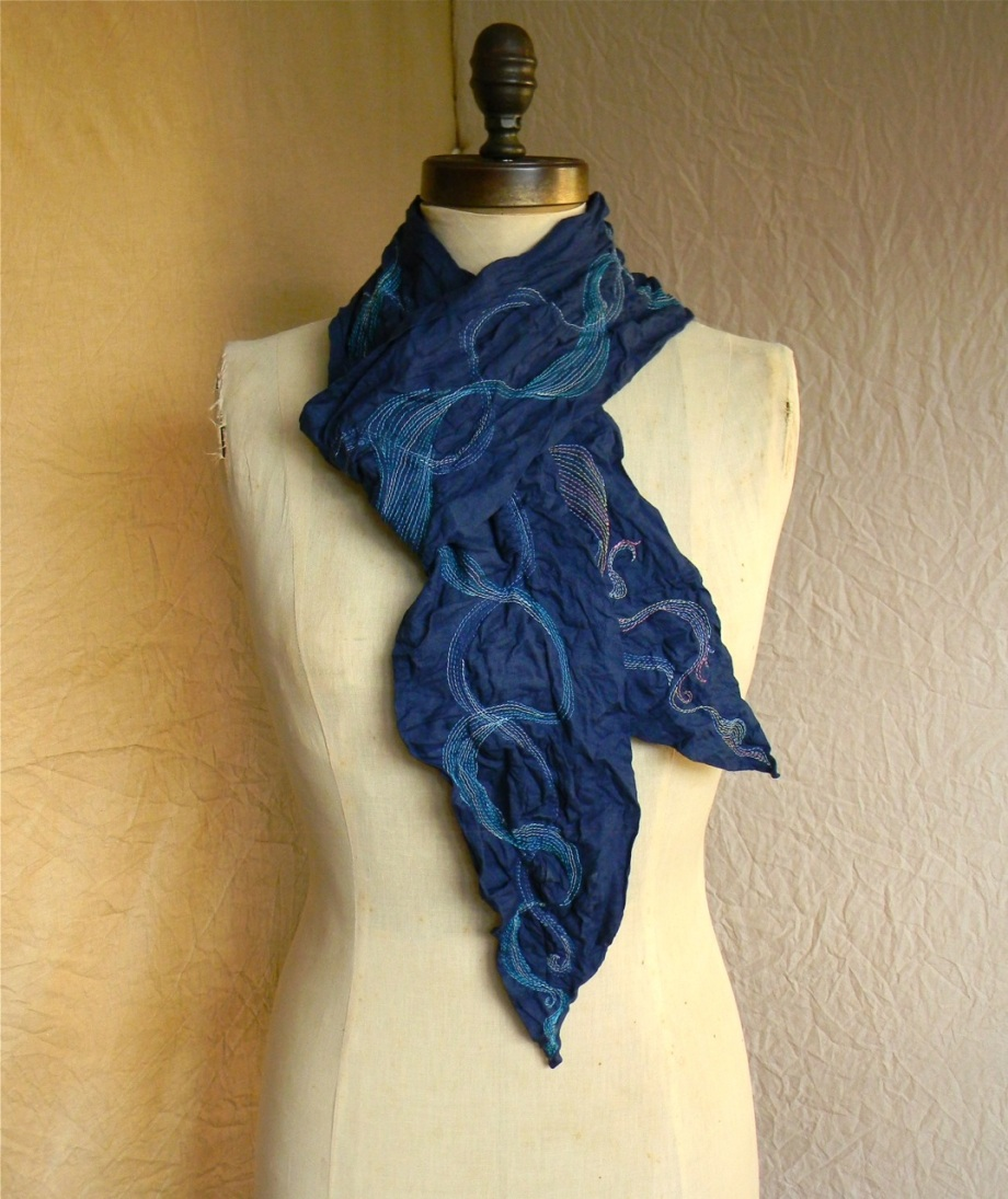everlasting chain scarf1