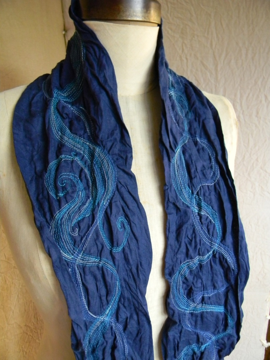 everlasting chain scarf2