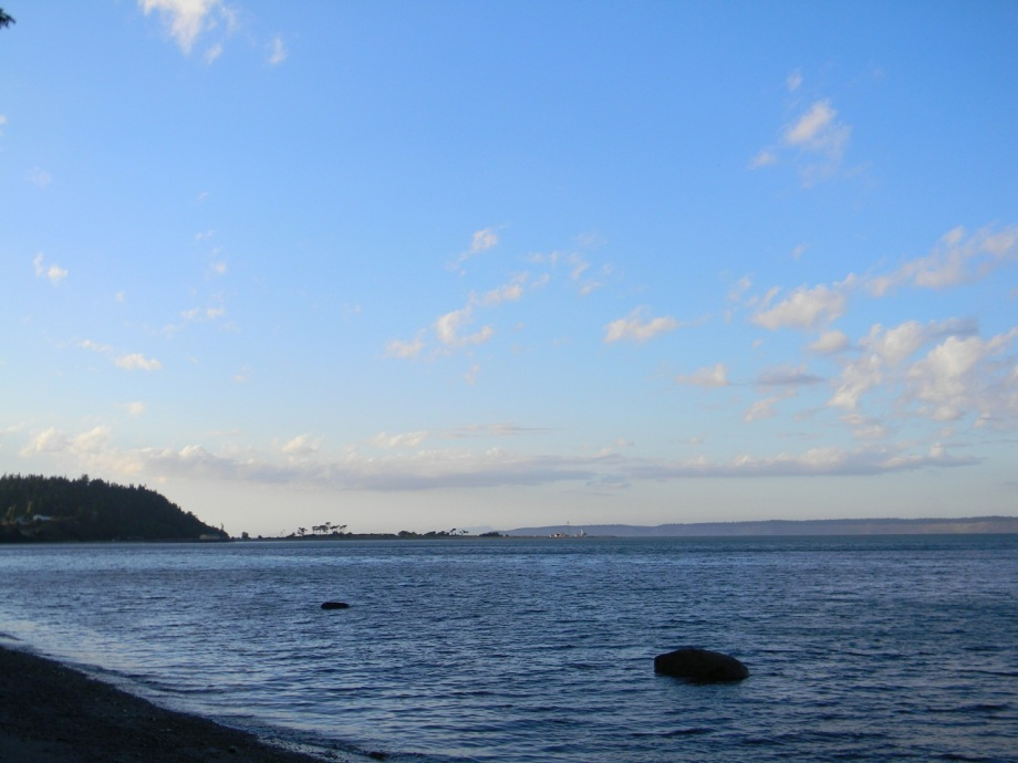 Port Townsend shore