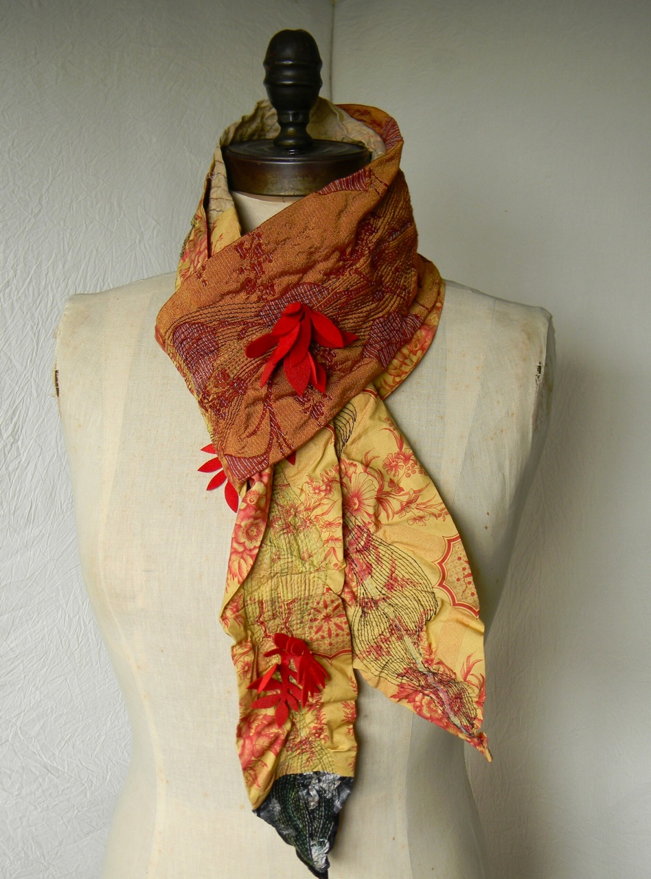 fire leaves scarf2