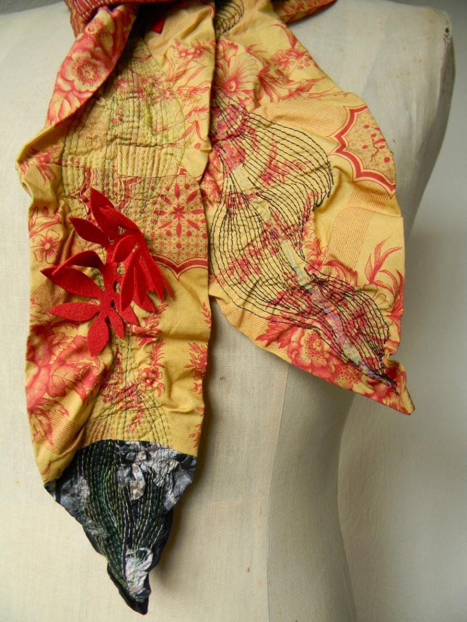 fire leaves scarf3