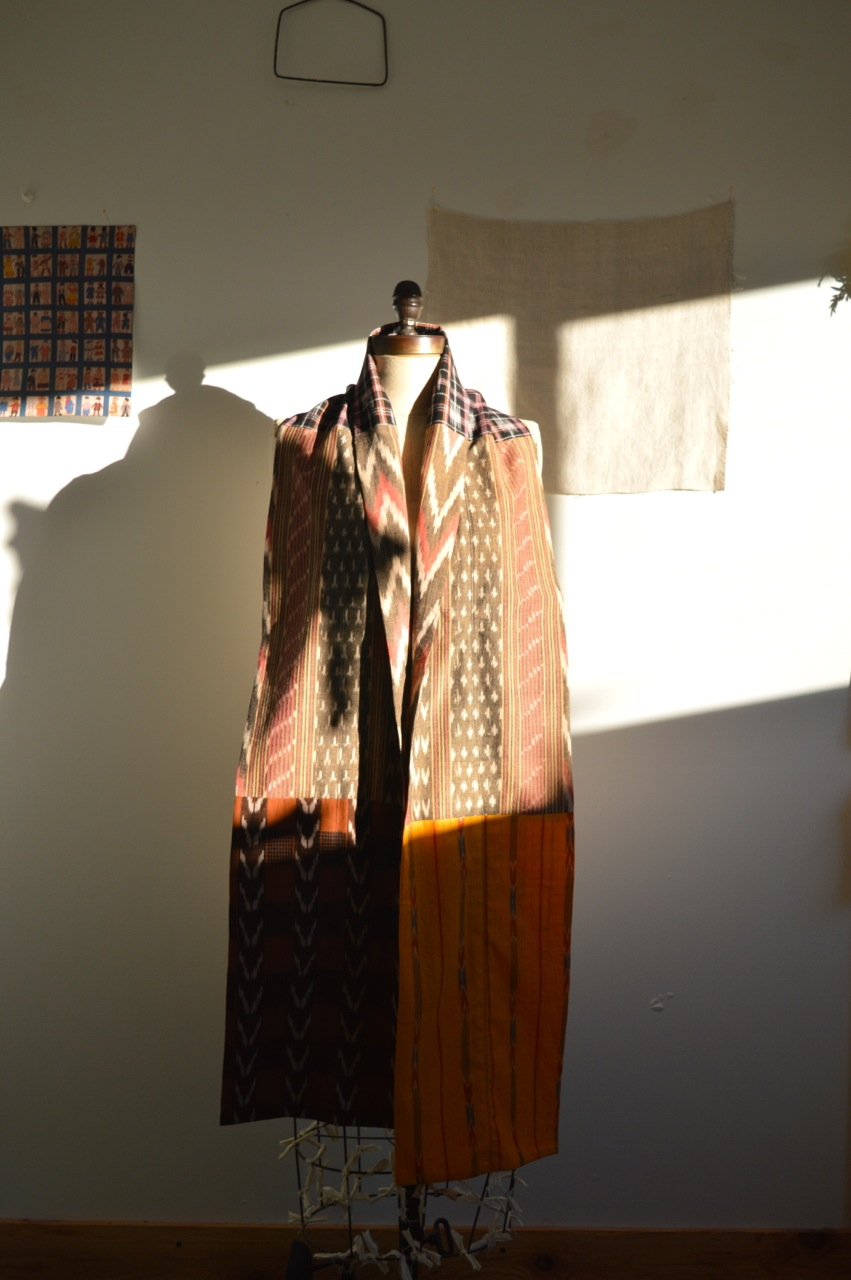 pieces of ikat scarf6