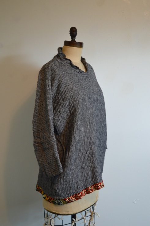 no internet connection pullover